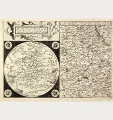 Wirtenbergensis Ducatus Elegans Delineatio / Palatinatus Superioris