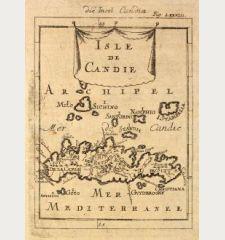 Die Insel Candia / Isle de Candie