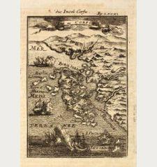 Die Insel Corfu / Isle de Corfou