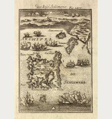 Die Insel Stalimene / Isle de Stalimene