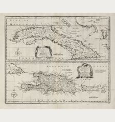 A New & Accurate Map of the Island of Cuba Drawn from Most Approved Maps ... A New & Accurate Map of the Islands of...