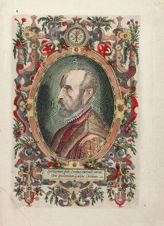 Graphics, Ortelius, Abraham Ortelius, 1592: Spectandum Dedit Ortelius Mortalib. orbem Orbi Spectandum Galleus Ortelium. Papius