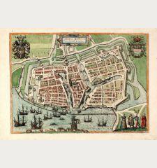 Embdena, Embden urbs Frisiae orientalis primaria.