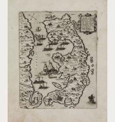 Corfu insula antiquamente detta Malena...