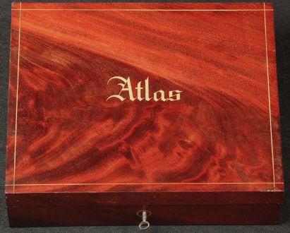 Atlanten, Langlois, Puzzle, 1820: Atlas