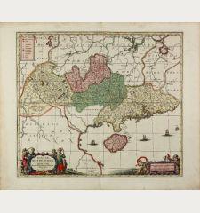 Iunnan, Queicheu, Quangsi et Quantung Provinciae Regni Sinensis ...