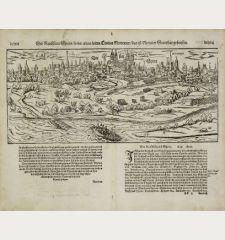 Die Reichstatt Speyer, so vor alten zeiten Civitas Nemerum, das ist, Nemeter Statt hat geheissen.