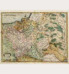 Poloniae Finitimarumque Locorum Descriptio Auctore Wenceslao Godreccio Polono