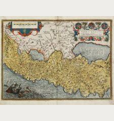 Terra Sancta, a Petro Laicstain Perlustrata, et ab eius Ore et Schedis a Christiano Schrot in Tabulam Redacta