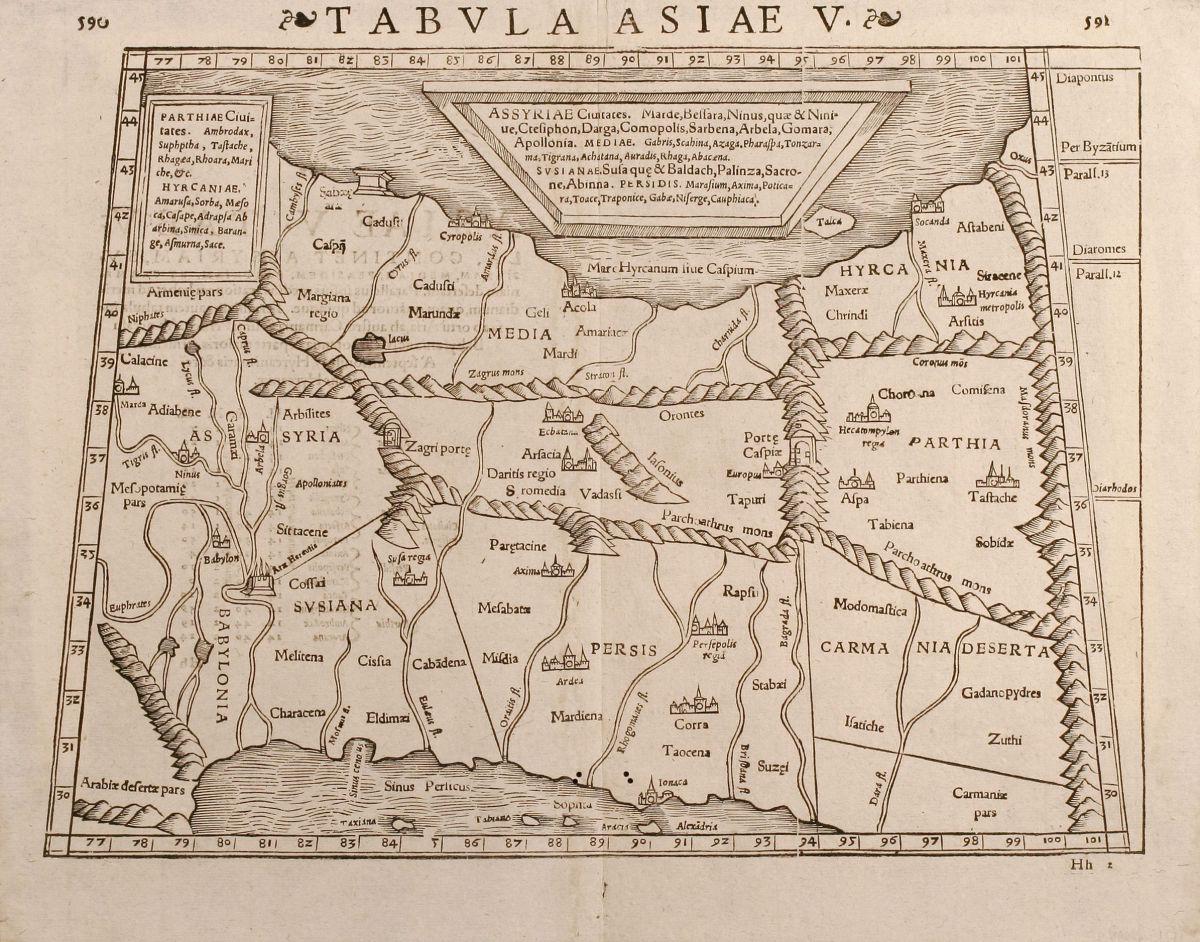 Bosnien und Montenegro Karte Lithographie 1893 alte historische Landkarte