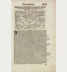 Beschreibung aller Laender so etwann dem Koenigreich Poland underworffen seind gewesen...