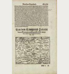 Von dem Königreich Polandt das in Sarmatia auch begrieffen wirt...