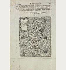Rhodus Isle renommee du Soleil, iadis republique, & Vatuersite, puis retraite des Chevaliers de Saint Iean ores suiette...