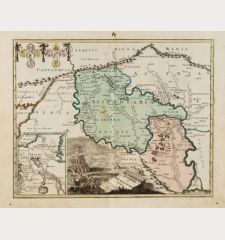 Mesopotamiae, Assyriae, et Babyloniae Tabula
