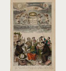 Atlas Coelestius: seu Harmonia Macrocosmica