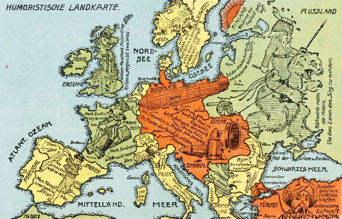 Humoristische landkarte anonymous europe continent propaganda europe continent anonymous humoristische landkarte gumiabroncs Gallery