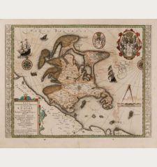 Nova Famigerabilis Insulae ac Ducatus Rugiae Descripto.