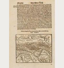 Praga 1574 / Beschreibung der Statt Prag mit sampt ihrer conntrafhetung