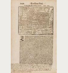 Von der Bischofflichen Statt Utrecht