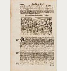 Die Erste Belagerung der Statt Zürich