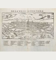 De la Ville de Poytiers