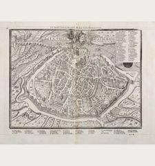 Le vray Pourtraict de la Ville d'Avignon