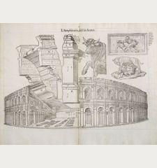 L'Amphiteatre, dict les Arenes