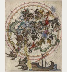 [Celestial Chart - Himmelskarte]