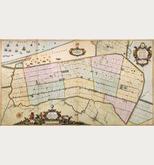 Afbeelding van de Zyp, Haer waere gelegentheit van Dyckage, Weegen, Watringen en Schey-slooten, Alle de Hofsteeden,...