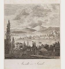 Ansicht des Serails