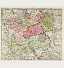 Imperii Moscovitici Pars Australis in Lucem Edita par Guillielmum De L'Isle ...