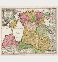 Ducatuum Livoniae et Curlandiae cum Vicinis Insulis