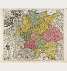 Imperium Romano-Germanicum in suos Circulos Divisum
