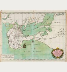 Verus Chersonesi Tauricae Seu Crimea Conspectus ... [and] Theatrum Belli Ao MDCCXXXVII ... [and] Explicatio Duarum Tabularum...