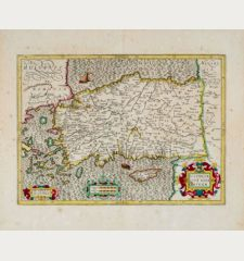 Natoliae sive Asia Minor