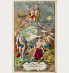 Atlas novus terrarum orbis imperia regna et status exactis tabulis geographice demonstrans
