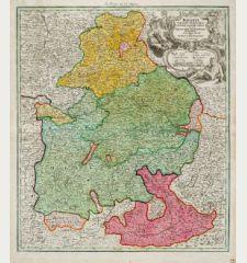 Bavariae Circulus et Electorat ...