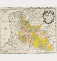 Carte d'Artois et des Environs ...