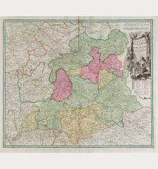 Palatinatus Bavariae vulgo die Obere Pfaltz