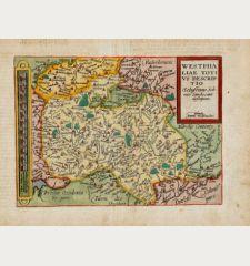 Westphaliae totius descriptio