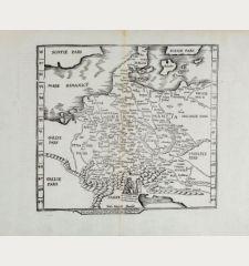 [De Boemia. / Tabula quarta & quinta Europae de nonnullis / Germaniae ...]