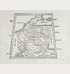 [Tabula IIII. Europae / Hae sunt e cognitis totius orbis Prouincijs seu Prefecturis quas quarta Europae tabula complectitur....