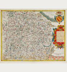 Bavariae olim Vindeliciae, Delineationis Compendium ex Tabula Philippi Apiani Math.