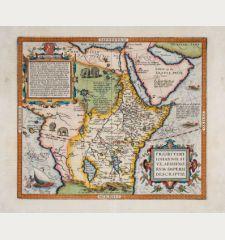 Presbiteri Iohannis, sive, Abissinorum Imperii Descriptio