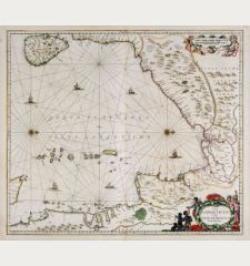 Sinus Gangeticus, Vulgo Golfo De Bengala Nova descriptio.