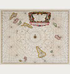Insulae de Cabo Verde Olim Hesperides sive Gorgades: Belgice De Zoute Eylanden.