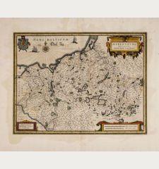 Meklenburg Ducatus. Auctore Ioanne Laurenbergio.
