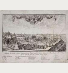 Abbildung des Stuck-Schiesens, so auf Gnädigen Befehl eines Höchlöb Magistrats der Freyen Reichs Stadt Nürnberg: Ao....
