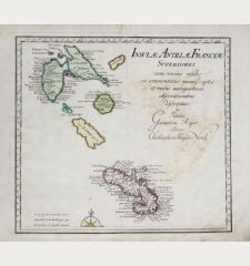 Insulae Antillae Francicae Superiores & Insulae Antillae Francicae Inferiores