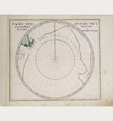 Facies Poli Antarctici ex recentissimis itinerariis descripta a. Christophoro Weigelio